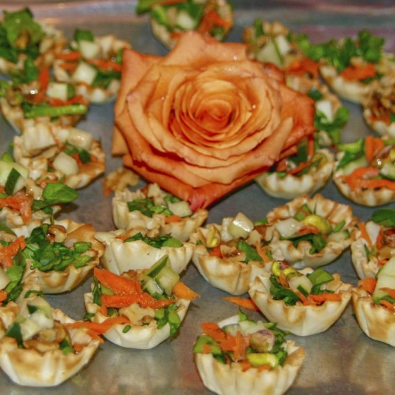 Herb Scott Catering   Galleries   Hor D'Ourves