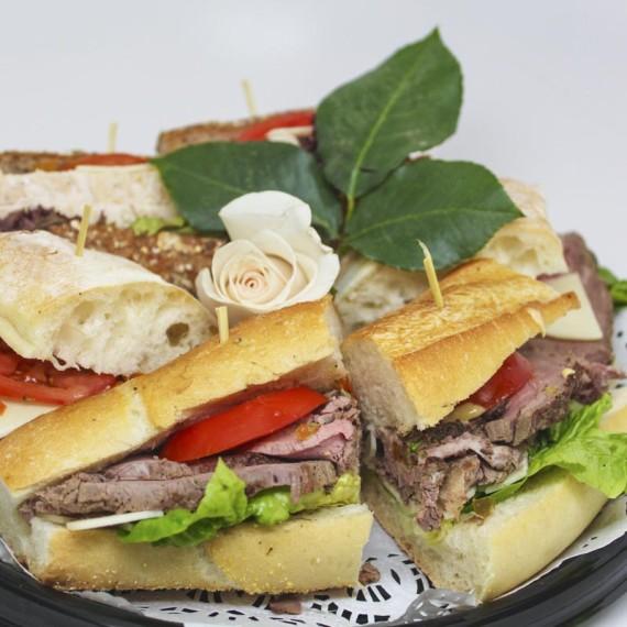 Herb Scott Catering   Galleries   Sandwiches