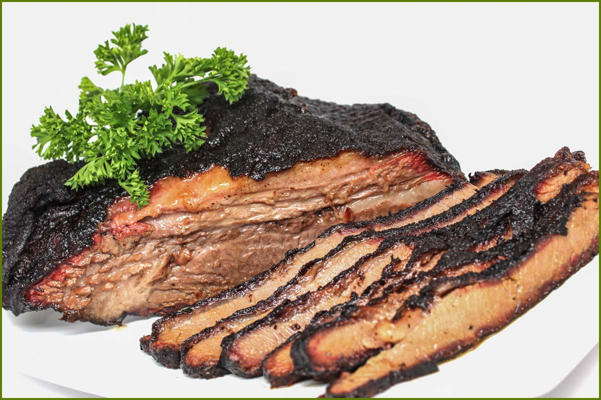 Herb Scott Catering | Brisket Platter