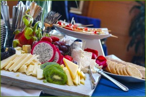 Herb Scott Catering | Cuisine | Cheese Tray