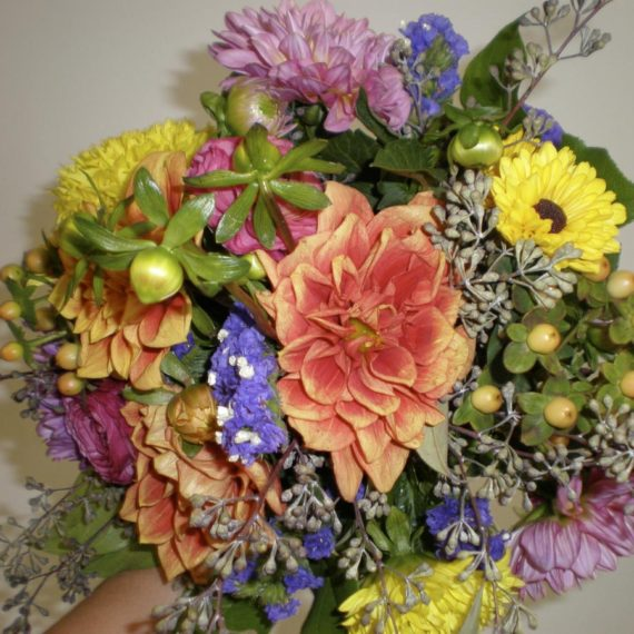 HSC-Floral Bouquet-abc